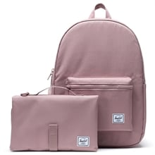 herschel-settlement-sprout-nursery-bag-pusletaske-ash-rose-boy-dreng-girl-pige-mom-mor