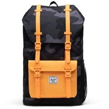 herschel-little-america-youth-backpack-rygsaek-night-camo-blazing-orange-boy-dreng-girl-pige-unisex