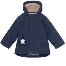 Mini A Ture Wally Vinterjakke Peacoat Blue