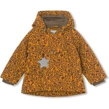 mini-a-ture-wang-jacket-jakke-buckethorn-brown-print-girl-pige