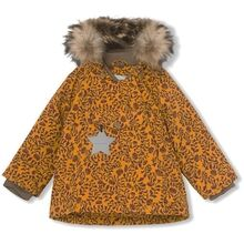 mini-a-ture-wang-fur-jacket-jakke-buckethorn-brown-print-girl-pige