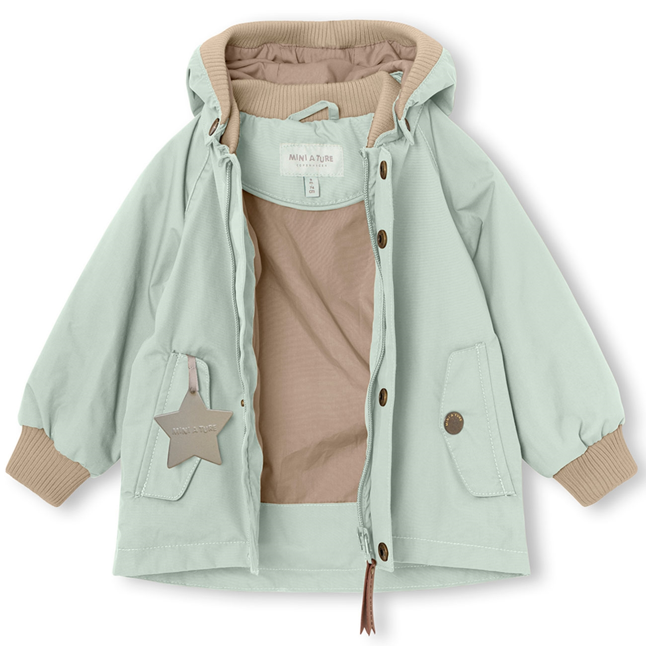 mini-a-ture-jacket-jakke-wally-blue-blaa