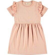 Lil-Atelier-t-kjole-dress-dusty-pink-short-sleeves