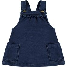 name-it-atorina-dress-kjole-dark-blue-denim-girl-pige