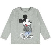 name-it-mickey-milas-bluse-top-ls-grey-melange-boy-dreng