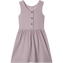 Name-It-kjole-dress-julika-nirvana-lilla-purple-rib