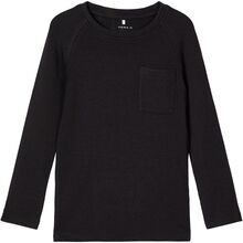 name-it-black-ovald-bluse-top-boy-dreng-sort