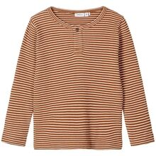 name-it-bluse-top-coffee-liqueur-brun-brown-stripe-striber