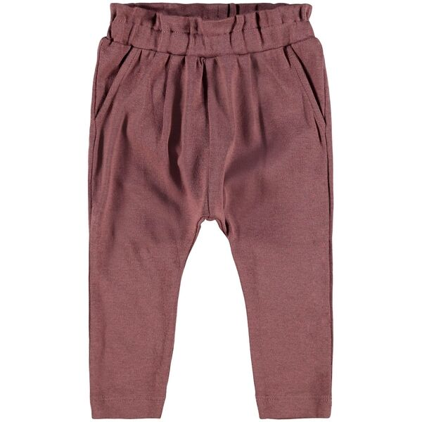 nme-it-bukser-pants-marron-roedbrun