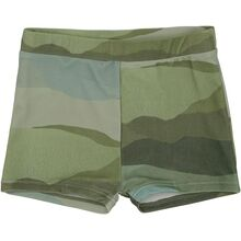 Soft-Gallery-Don-Swim-Pants-Greige-Aop-Landscape-green-groen