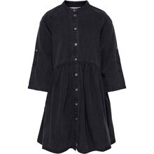 Only-Kids-kjole-dress-sort-black-denim