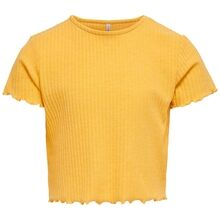 kids-only-crop-top-cornslik-gul-yellow