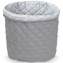 camcam-quilted-storage-basket-medium-opbevaring-vatteret-graa-print-grey