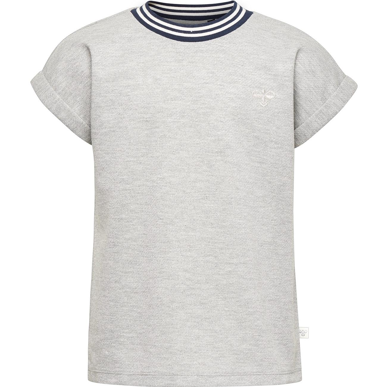f950ff75 Hummel Inez T-Shirt Silver Grey