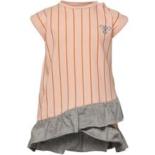 hummel-t-shirt-tee-stripes-striber-nude
