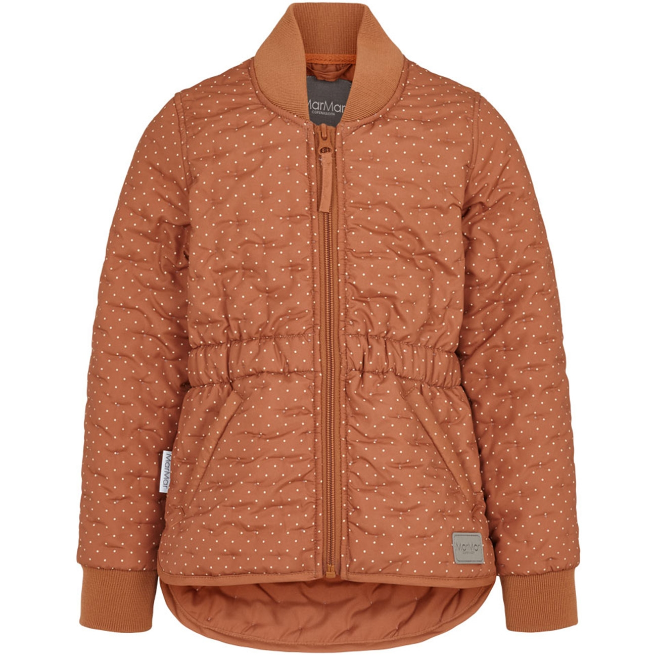 marmar-oline-thermo-jacket-termojakke-desert-red-dotty-boy-dreng-girl-pige