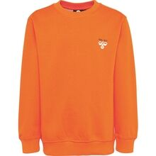 hummel-howie-sweatshirt-exberance-orange