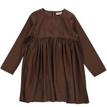 marmar-kjole-dress-chocolate-brown-brun