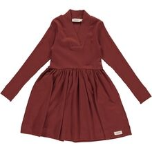 marmar-modal-kjole-dress-cranberry-girl-pige