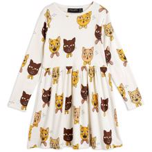 mini-rodini-kjole-dress-cat-chior-girl-pige