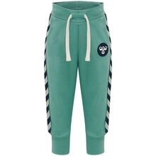 Hummel-patos-pants-bukser-oil-blue-boy-dreng