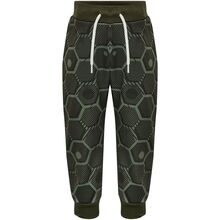 hummel-jemaine-pants-bukser-deep-lichen-green-boy-dreng