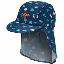 hummel-sun-hat-solhat-dark-denim-dark-blue-moerkeblaa