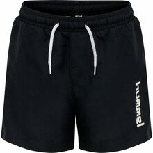 hummel-board-shorts-badeshorts-black-sort