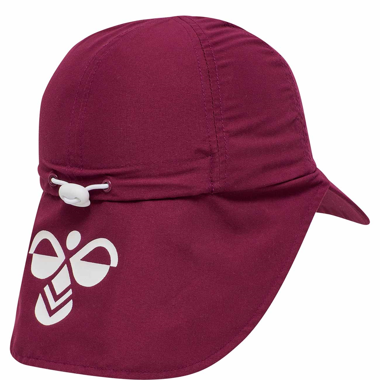 hummel-breeze-cap-hat-purple-potion-bordeaux