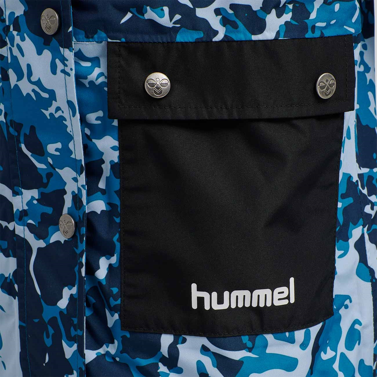 hummel-jacket-jakke-mykonos-blue-dark-blue-light-blue-pattern-moenster