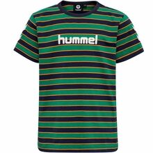 hummel-t-shirt-ultramarine-green-groen-orange-blue-blaa