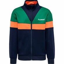 hummel-zip-jacket-sweatshirt-ultramarine-green-groen-blue-blaa-orange