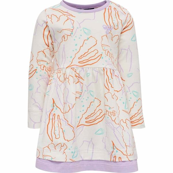 hummel-dress-kjole-pastel-lilac-lilla-lys-light