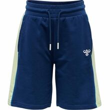 hummel-shorts-defender-estate-blue-blaa-green-groen