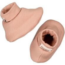 MarMar New Born Rose Sand Booties Futter