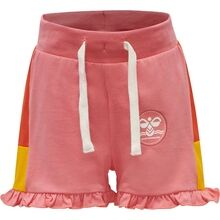 hummel-shorts-anni-tea-rose-rosa-yellow-gul-red-roed