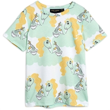mini-rodini-t-shirt-tee-green-groen-unicorn-enhjoerning