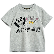 mini-rodini-cat-and-panda-sp-ss-tee-t-shirt-grey-melange-boy-dreng-girl-pige-unisex