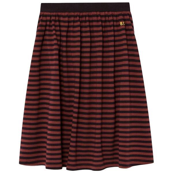 Bobo Choses Striped Midi Nederdel