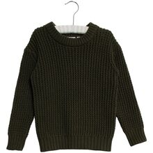 2565c-560-4064-wheat-knit-pullover-charlie-tr%c3%b8je-dark-army-boy-dreng