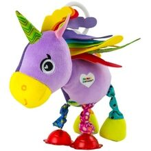 Lamaze-enhjoerning-unicorn-lilla-rangle-purple