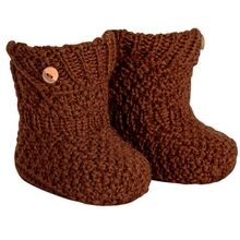 condor-strik-knit-futter-sokker-socks-cinnamon-brun-brown