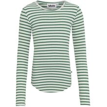 Molo Jungle Ivory Stripe Rochelle Bluse