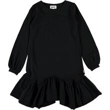 molo-christen-black-sort-kjole-dress-girl-pige