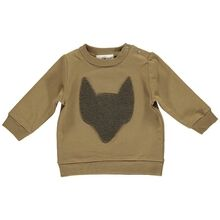 gro-venus-baby-sweat-sweatshirt-spine-brown-fox-green