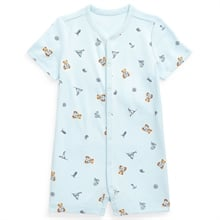 ralph-lauren-baby-Shortall-Polo-Blue-Multi-boy-dreng-girl-pige