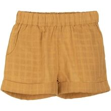 Serendipity Golden Checks Shorts