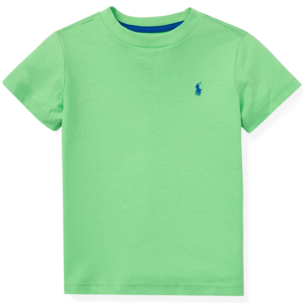 Polo Ralph Lauren Boy Short Sleeved Tee Green