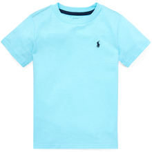 Polo Ralph Lauren Boy Short Sleeved Tee Blue