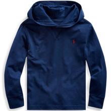 Polo Ralph Lauren Boy Long Sleeved Hoodie French navy